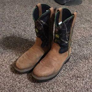 Men's John Deere boots
